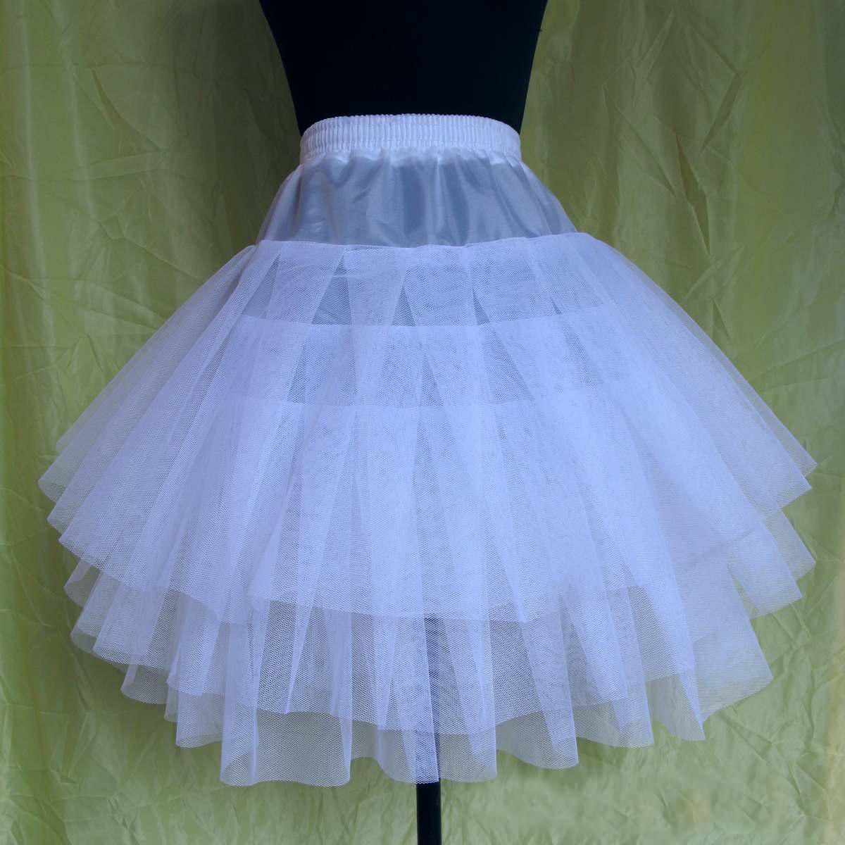Пышный подъюбник для платья