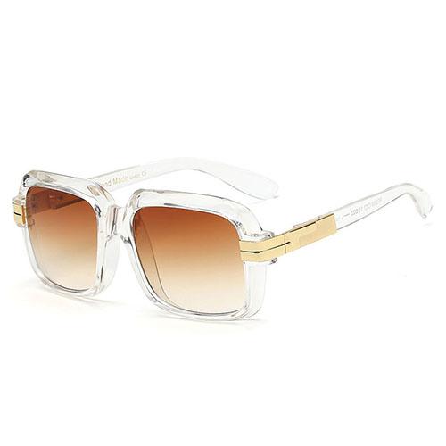 Gafas de sol de moda Tawney Metal